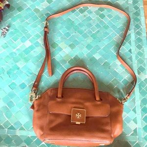 Tory Burch shoulder bag bag/handbag, caramel brown